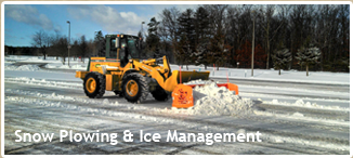 Snow Plowing and Ice Removal